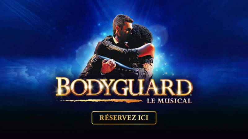 Bodyguard, Le Musical – I Will Always Love You (studio)
