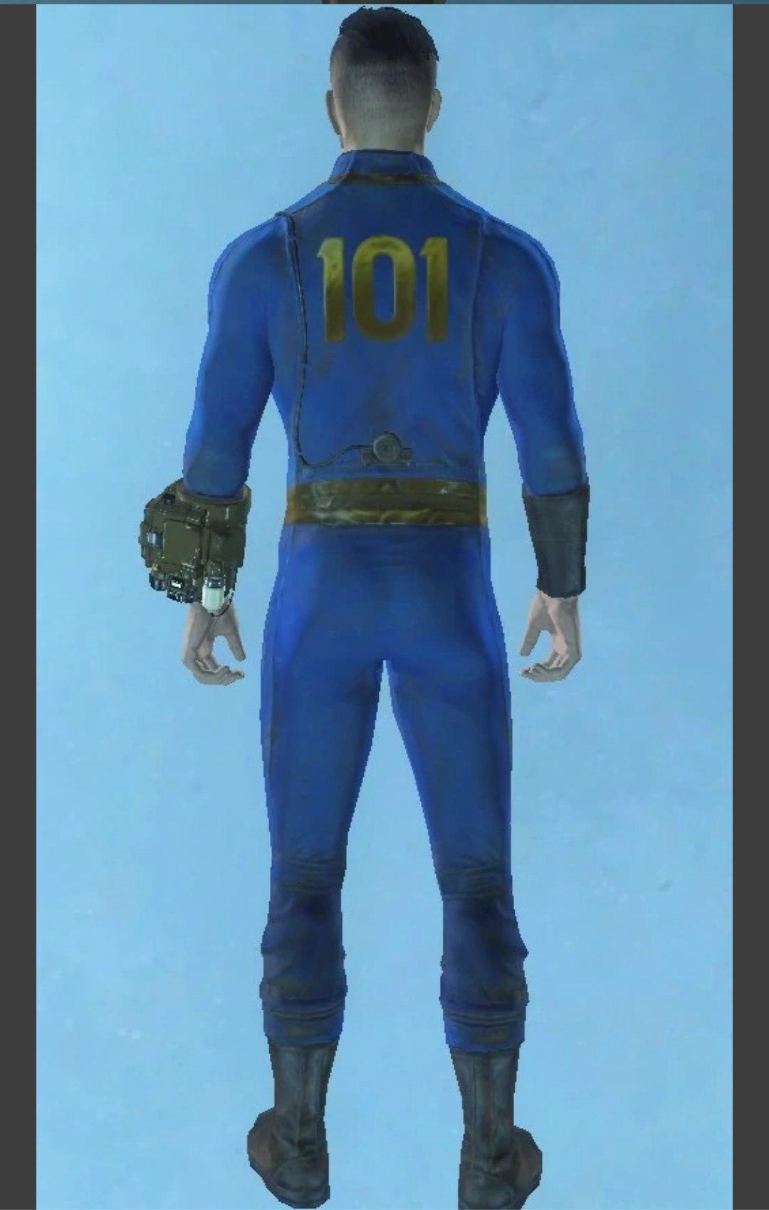 Удаленный контент Fallout4