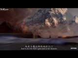 Demon Seals Chinese Diablo All Cinematic Trailers CGI Movie 1080p
