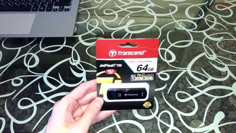 Transcend JetFlash 750 64 Gb