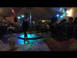 Замечательная ведущая Екатерина (рекомендуем))) и красивейший танец на пилоне.