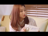 Saerom @ Pre-debut CF 23 Years Old