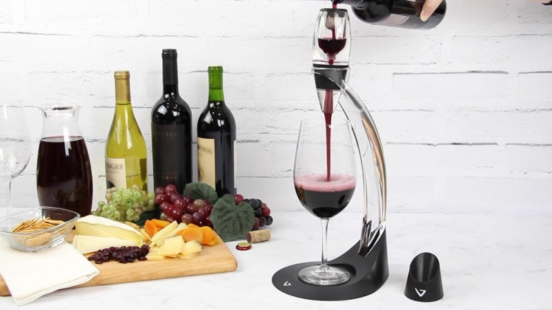 Vinturi Red Wine Aerator Tower Set