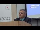 Встреча с космонавтом Андреем Ивановичем Борисенко
