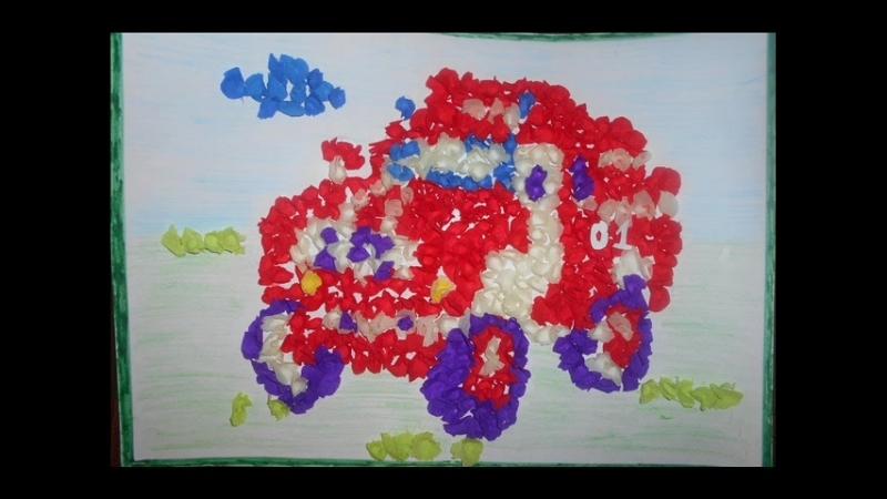 Районный конкурс детско-юношеского творчества по пожарной безопасности Неопалимая купина- 2018