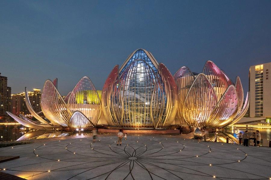 Lotos Centr, China