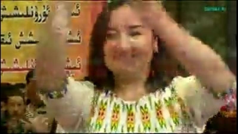 Уйгур кизи.