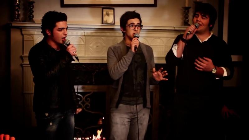 Il Volo - Un Amore Cosi Grande (Live LA Showcase)