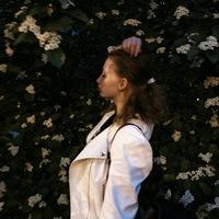 Рисунок профиля (Валерия Бессарабенко)