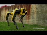 Компания Boston Dynamics показала новую версию робота