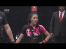Rika Ishige defeats Audreylaura Boniface via KO TKO at 4 32 of Round 1
