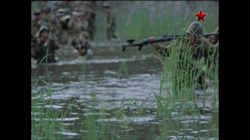 Война на западном направлении. (1990. Серия 3).
