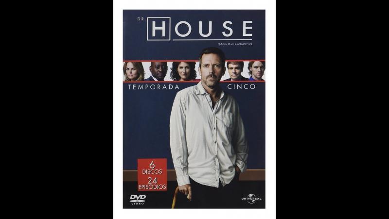 Доктор Хаус (House M.D.) - (5 сезон)