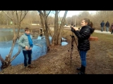 Репортаж о Воронежских озёрах
