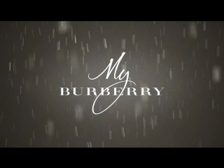 Discover My Burberry - inspired by the iconic trench coat