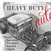 Ремонт автомобилей в HEAVY DUTY AUTO