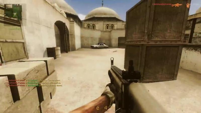 [HUNcamper] Counter-Strike Source Battlefield 3 Mod ENB Shaders