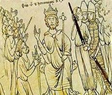 Германский король Оттон Первый