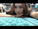 RUS SUB Jessica Jung V app Doshirak commercial