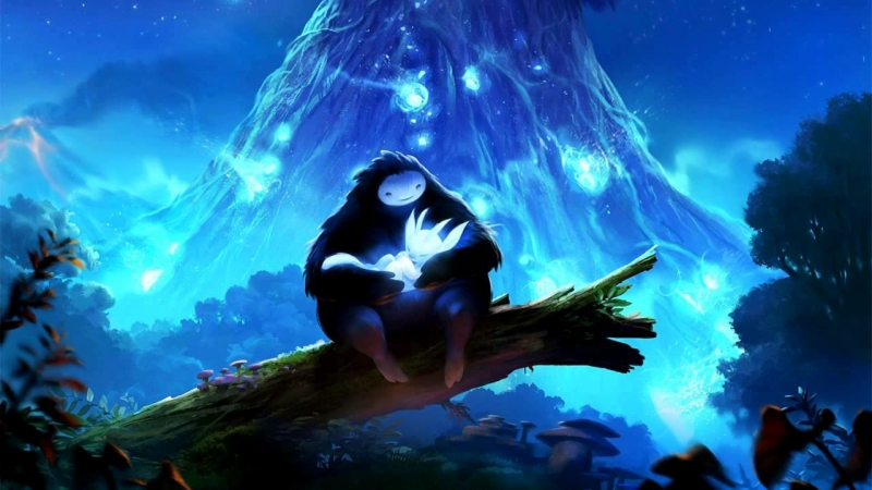 Ori and the blind Forest Suite by Semka:3