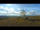 Квадрокоптер Таймлапс Еравнинский район с Хангир