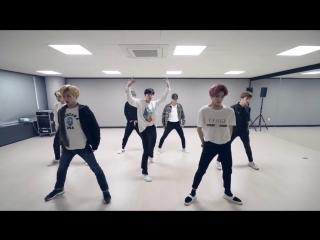 NCT U - Boss Dance Practice Ver.