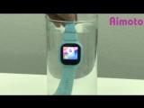 Водонепроницаемые детские умные часы Кнопка Жизни Aimoto Ocean