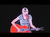 Taylor Swift - Long Live (Live on The Red Tour 2013, Vancouver)