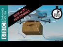 Learn to talk about new uses for drones in 6 minutes!