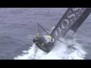 Vendée Globe Southern Ocean HUGO BOSS - credit Marine Nationale / TF1 / Nefertiti Prod