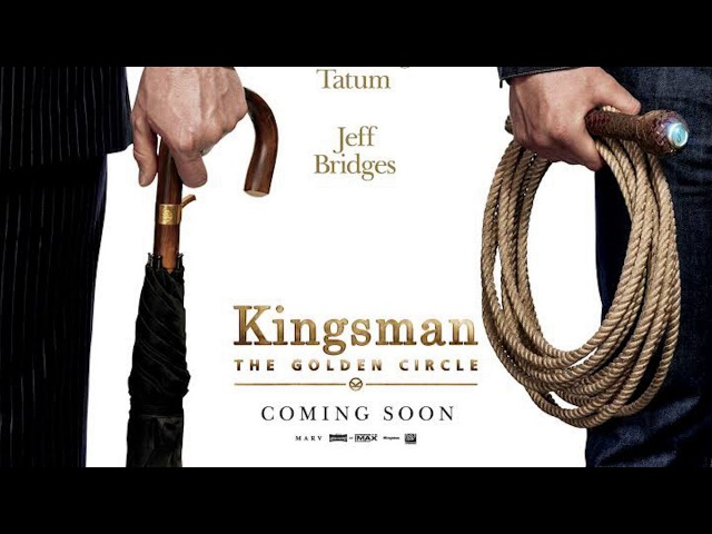 Kingsman: The Golden Circle [OST] -