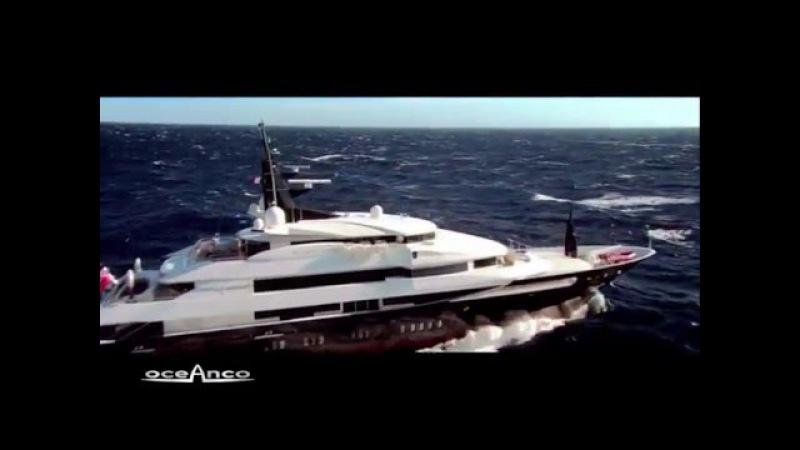 OCEANCO YACHT ALFA NERO 82m