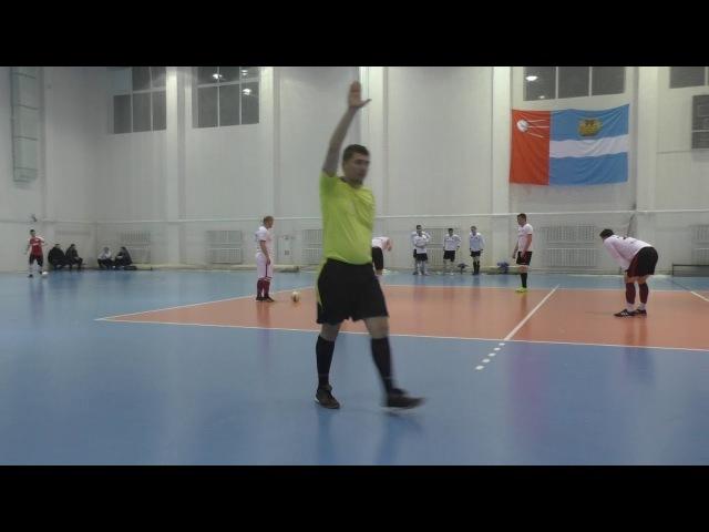 ФК «Реал» - ФК «BazaCity» - 2 тайм