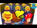 Открываем Сюрпризы Чупа Чупс Фиксики Unboxing Surprise Eggs New Chupa Chups Fixiki 2017