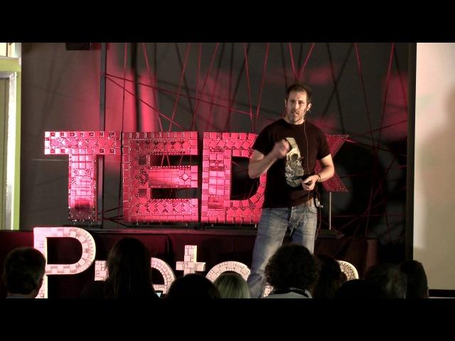 The emergence of universal consciousness: Brendan Hughes at TEDxPretoria