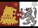 Игра Престолов = война Алой и Белой розы