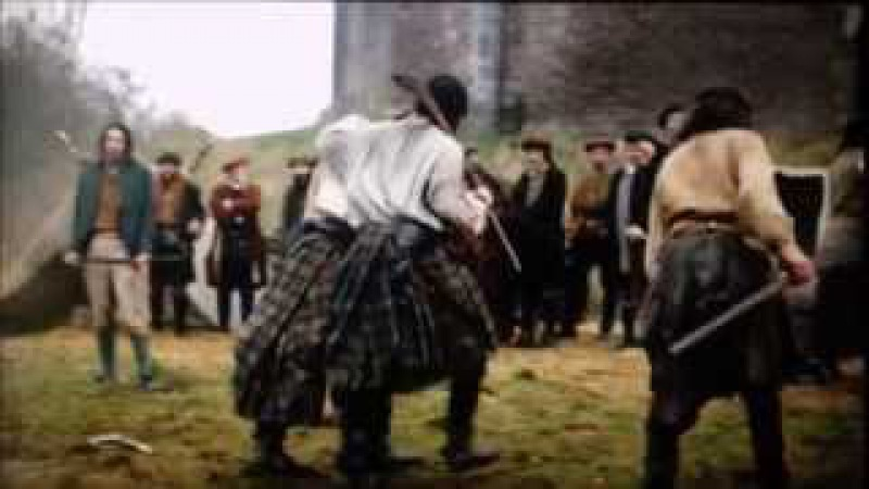 Outlander Bad (Clan MacKenzie)