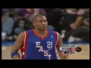 Jamaal Magloire Surprises with Team-High 19 Points in 2004 All-Star Game