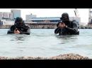 На Черноморском флоте осваивают новую водолазную технику и учатся ловить дивер