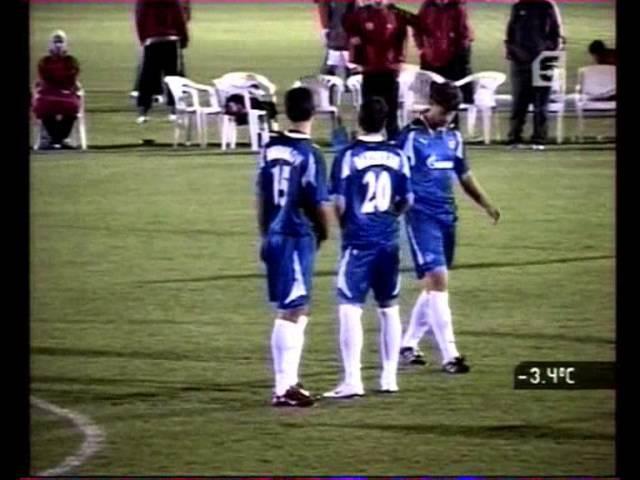 Зенит 1-1 Нефтчи (Фергана) 19.01.2008 FC Zenit vs Neftchi FK (Fergana)