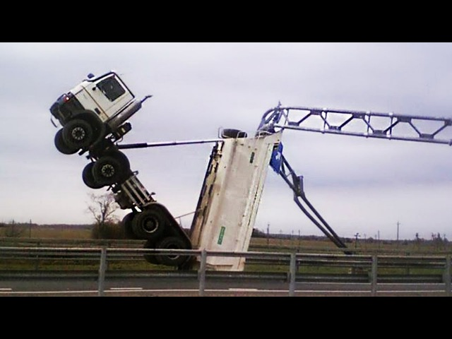 Bad Day at Work Compilation 2018 - Heavy Equipment FAILS