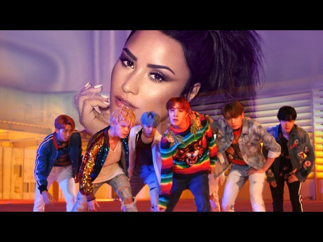 Save Me vs. Sorry Not Sorry - BTS Demi Lovato - MASHUP