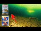 Реакция рыбы на ДРОЖЖИ С ВАНИЛЬЮ и СОБАЧИЙ КОРМ ЧАППИ !!! Подводная съемка | Зимняя рыбалка 2018