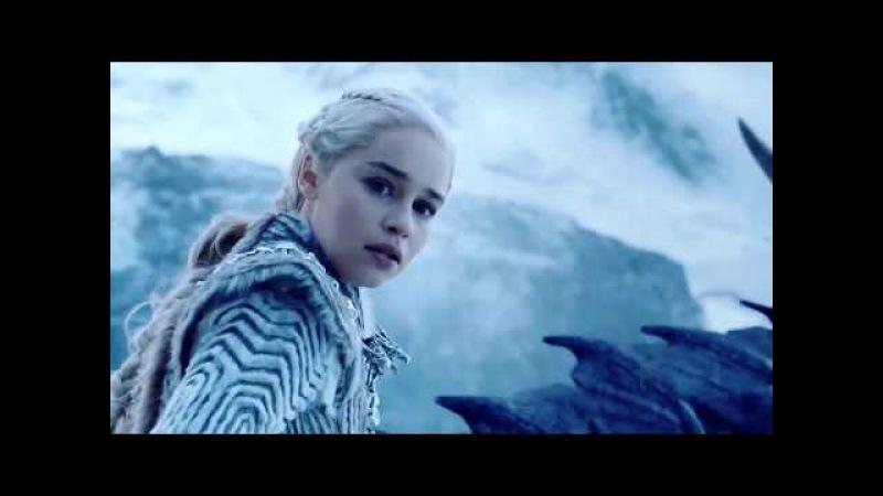 Jon Daenerys I If You Leave Me Now I 7x06 I