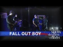Fall Out Boy Performs 'Hold Me Tight Or Don't'