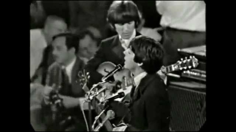 The Beatles - Yesterday (1966)_HQ.mp4