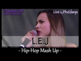 L.E.J - HIp-Hop Mashup - live@Solidays 2017 (Paris), 24 juin 2017