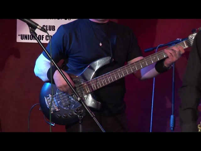 Юрий Щеткин BRUSHUP (джаз-рок) - Понтология (live jazz HD)
