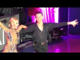 Armen Tsaturyan & Svetlana Gudyno   Solo Samba   2017 GrandSlam Latin Moskow