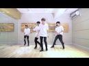 [YouTube] Yuehua's Li Quanzhe (李权哲이권철)  - BTS I need U dance practice